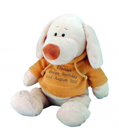 Personalised Soft Toy - Dog
