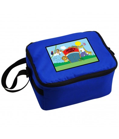 Personalised Zoo Lunch Box