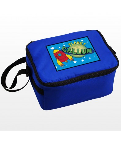 Personalised Space Lunch Box