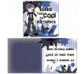 Personalised Too Cool Boy Card