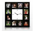 Personalised Clock - Photo Frame