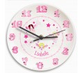 Personalised Clock � Children's (Fairy)