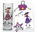 Personalised Purple Ronnie Wedding Mother of the Groom Shot Glass