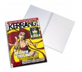 Personalised Kerrang - A4 Notebook