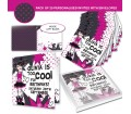 Personalised Invitations - Too Cool (Girls)