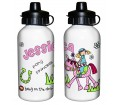 Personalised Drinks Bottle - Bang on the Door (Pony Girl)