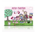 Personalised Jigsaw - Bang on the Door (Pony Girl)