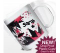 Personalised Plastic Cup - Too Cool (Girls)