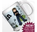 Personalised Plastic Cup - Bang on the Door (MP3 Mad)