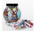 Personalised Sweet Jar - Bunny (Blue)