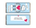Personalised Love Machine Chocolate Bar