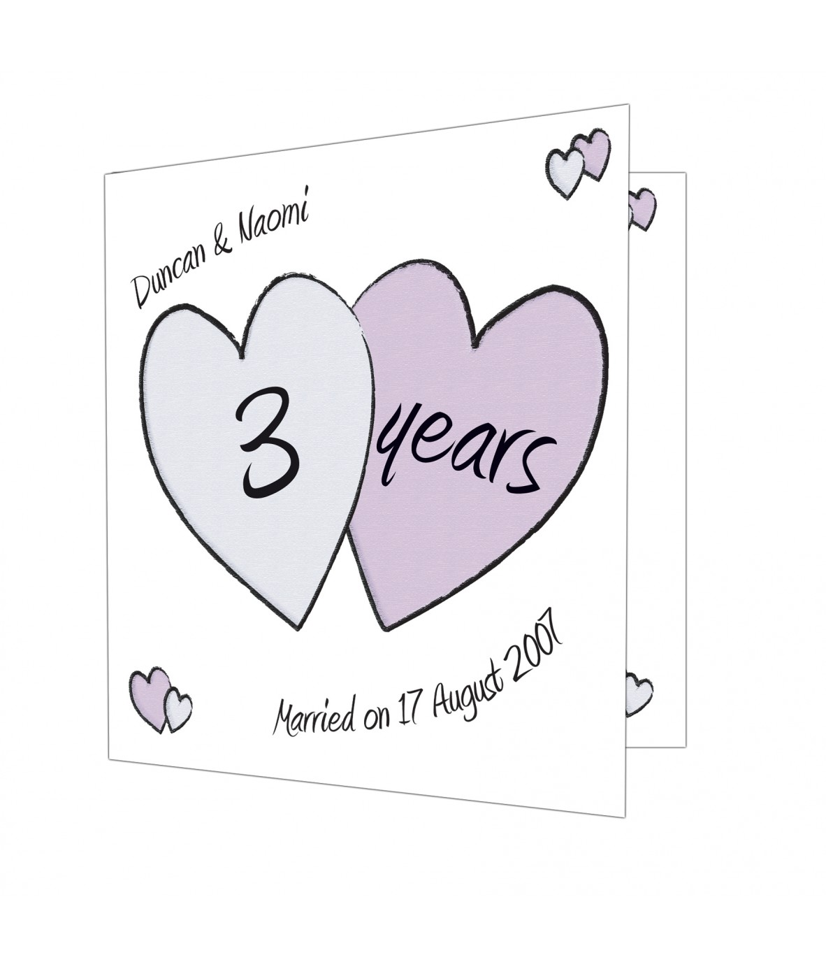 Perfect For Anniversary Cards And: Personalised Perfect Love Anniversary Card