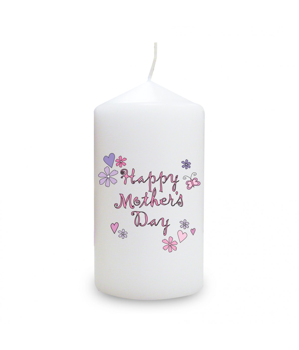 Happy Mothers Day Candle - Just for Gifts