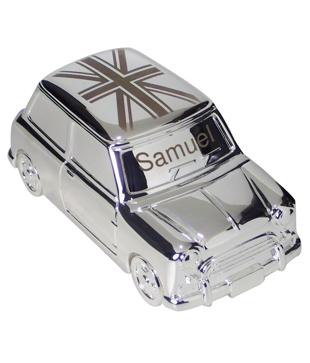 personalised union jack mini moneybox. Black Bedroom Furniture Sets. Home Design Ideas