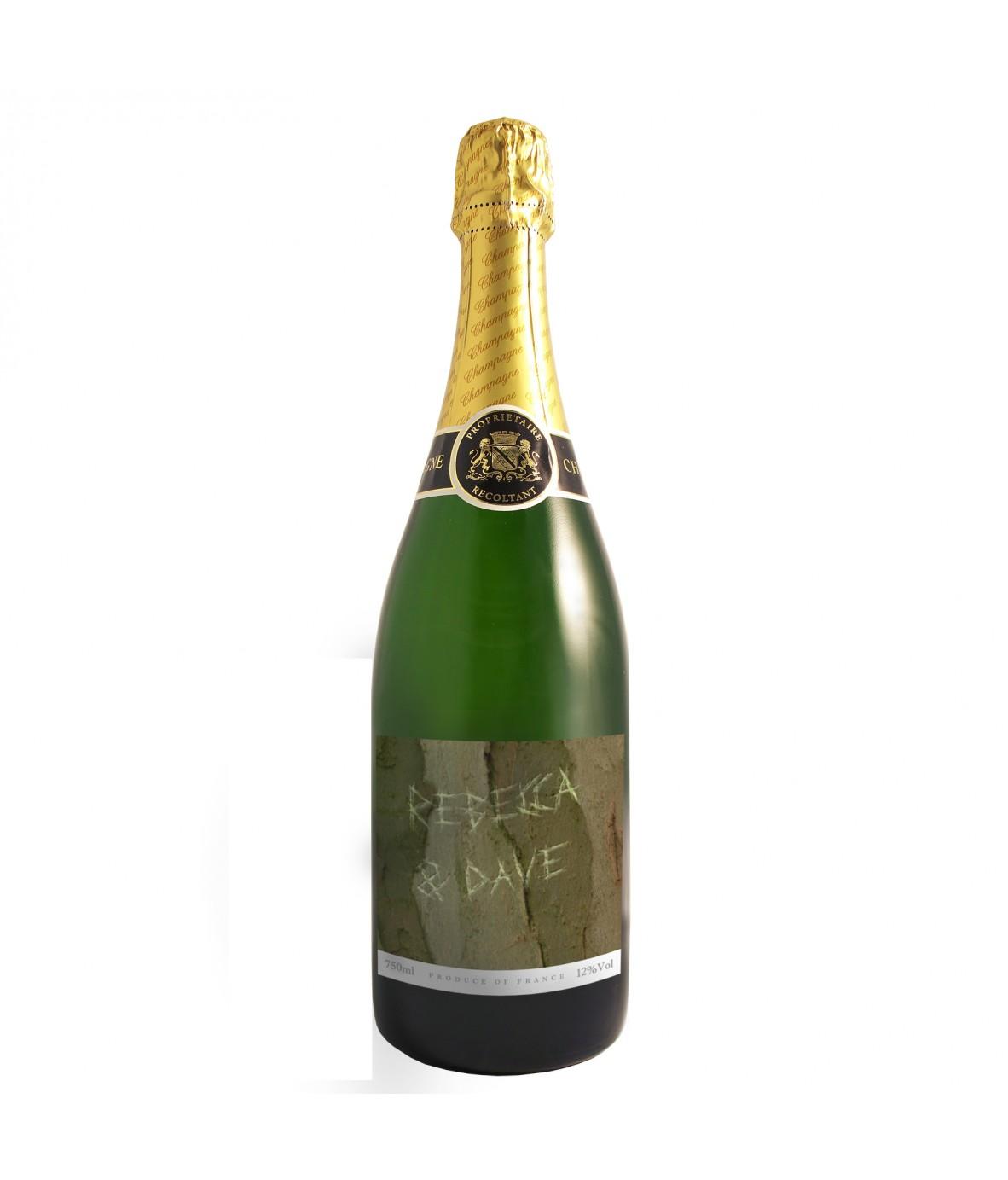 Champagne Bottle Clip Art